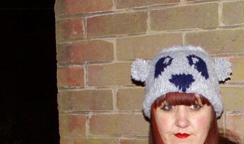 Bear hat 1