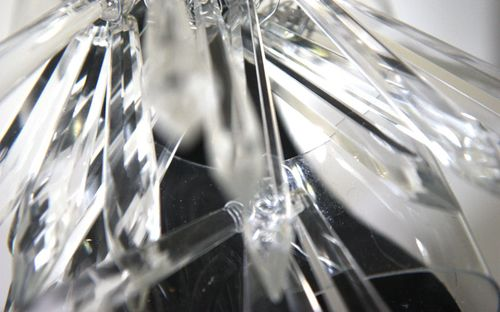 Crystaled