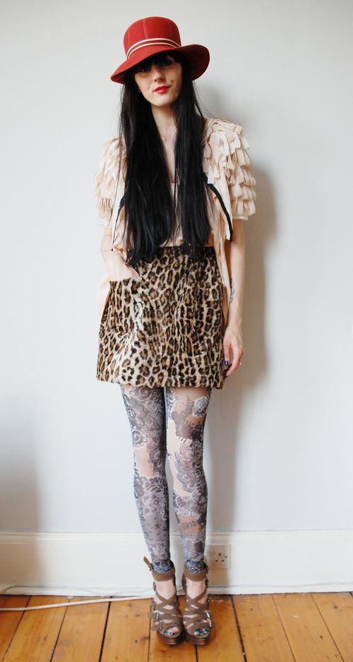 Animalprintskirt_5