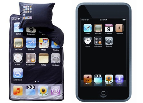 Ipodtouchbedcover