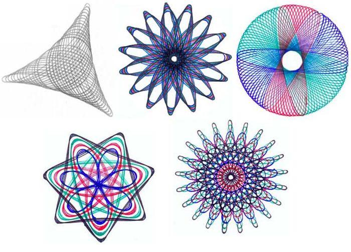Various_Spirograph_Designs