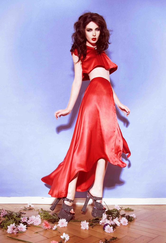 Jessica harris-bonnie strange-reddress