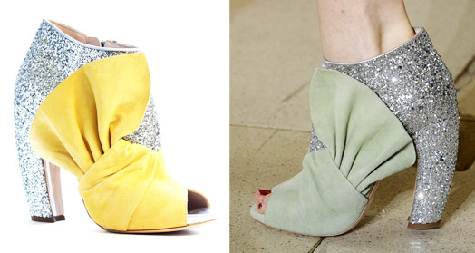 Miu-miu-silver-glitter-heels-green-yellow-fans-winter-2012