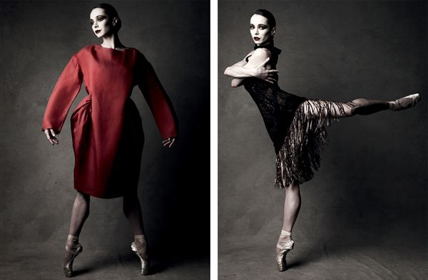 Kingdom Of Style Fashion Russian Ballet Style
