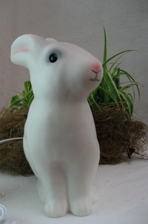 Bunny lamp lapin
