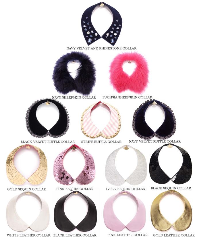 Collars Flat 2