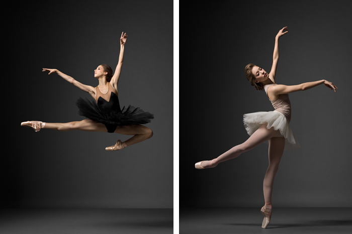 Kingdom Of Style: Shooting Ballet