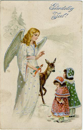 Card greetings merry christmas
