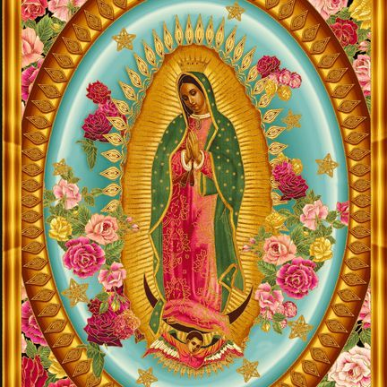 Guadalupe_detail_of_panel
