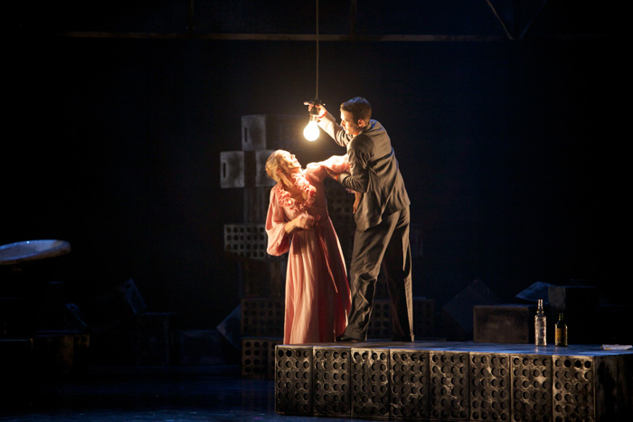 "the journey of blanche in the play a streetcar named desire by tennessee williams Disorder is a recurring theme in tennessee williams' ""a  describes her journey ""take a streetcar named desire,  like the streetcar, blanche rides desire,."