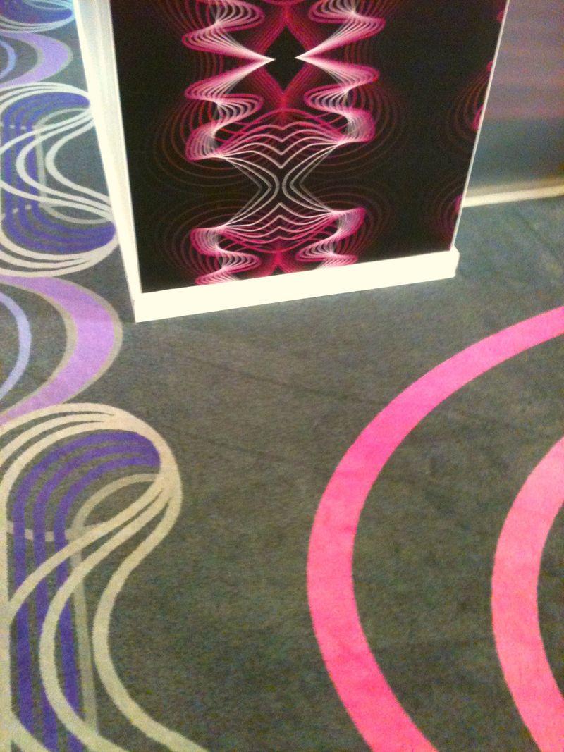 Nhow carpet