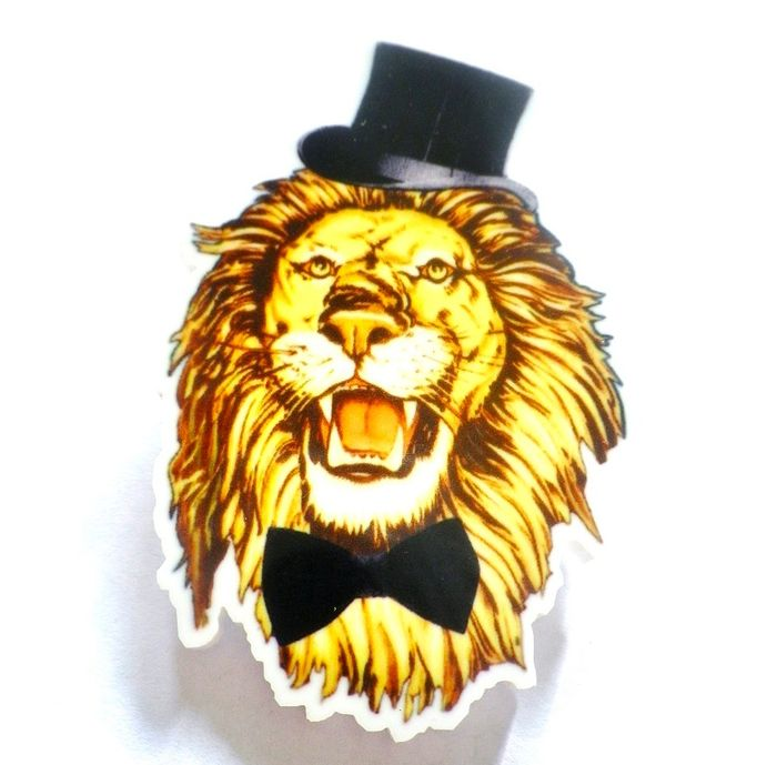 Lion_brooch