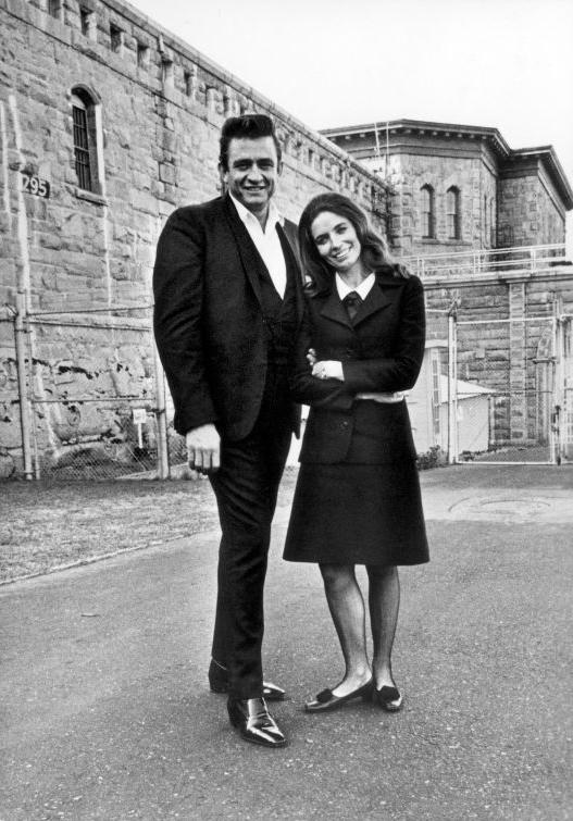 Kingdom of style johnny june and consuelo too for Pictures of johnny cash and june carter