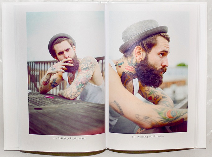 100 beards book 5