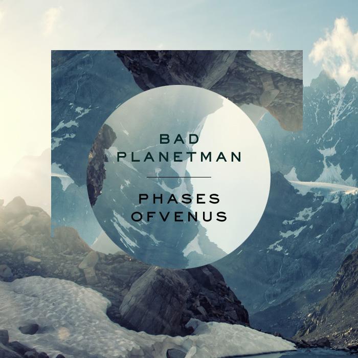 Bad Planetman Cover