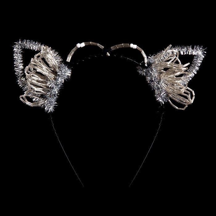 Sophie_mcelligott_headbands_silver_tinsel_ears