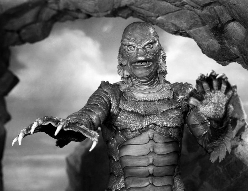 Creature from the Black Lagoon 34+