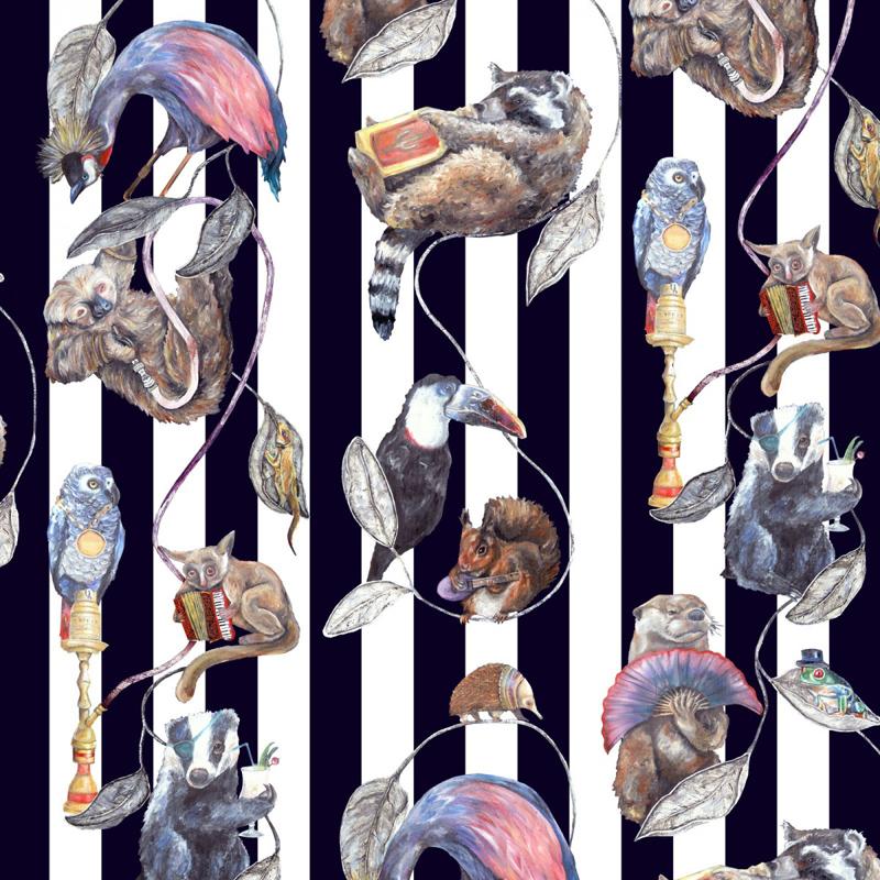 Hackney-empire-stripe-wallpaper