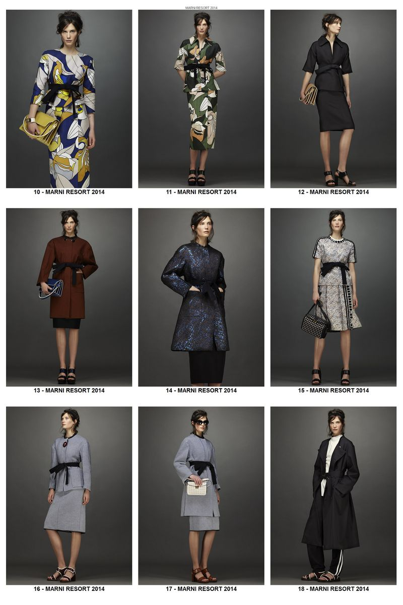 CS MARNI RESORT 20142