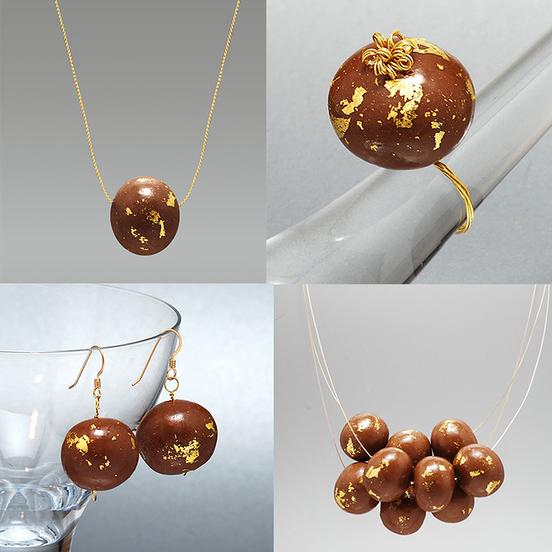 Edible Chocolate Jewelry Hero IIHIH