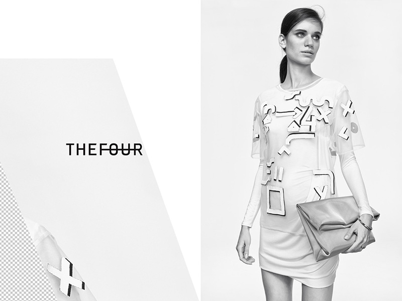Thefour_fw13_campaign_3