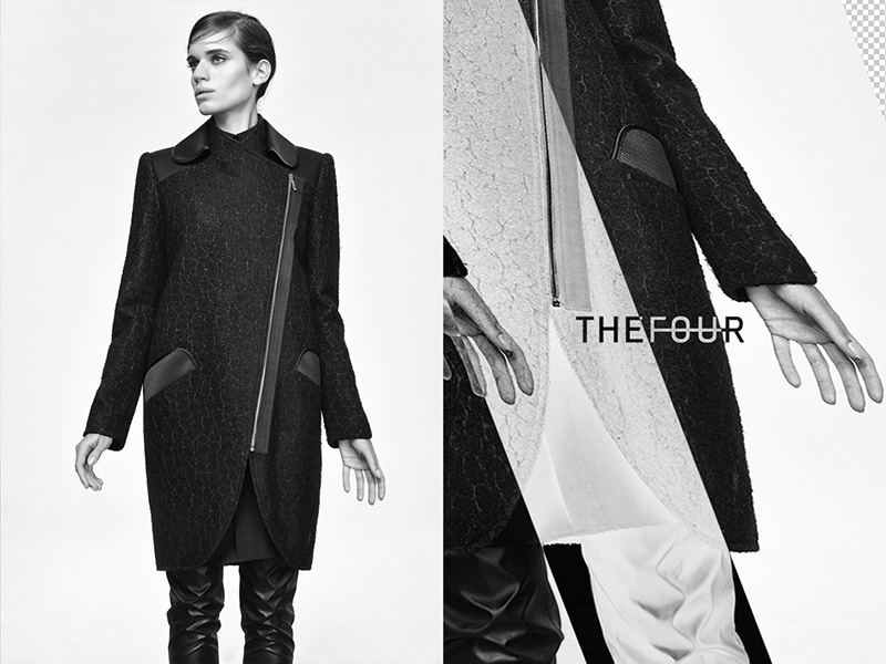 Thefour_fw13_campaign_1