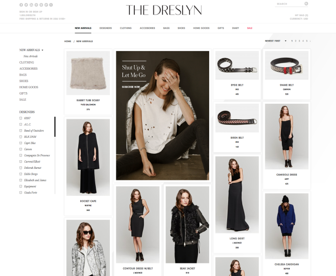 The-dreslyn-site