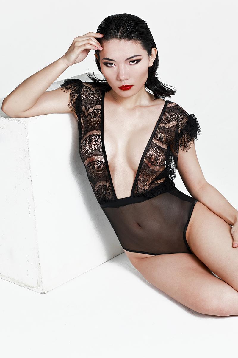 Noella bodysuit front