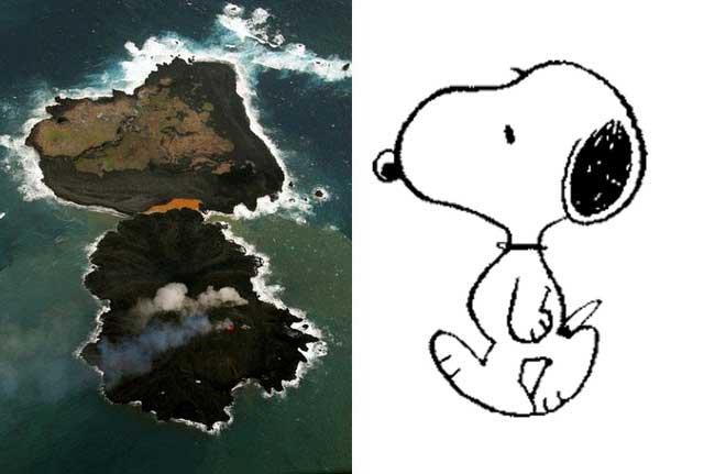Snoopy Island Japan