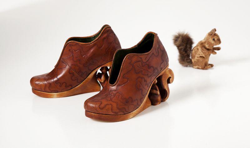 Ekorn-sko
