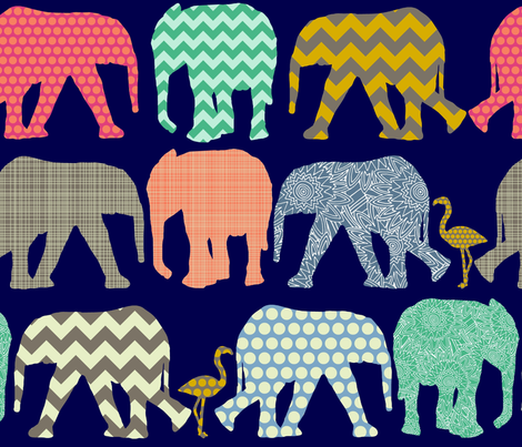 Rbaby_elephants_and_flamingos_navy_st_sf_custom_shop_preview