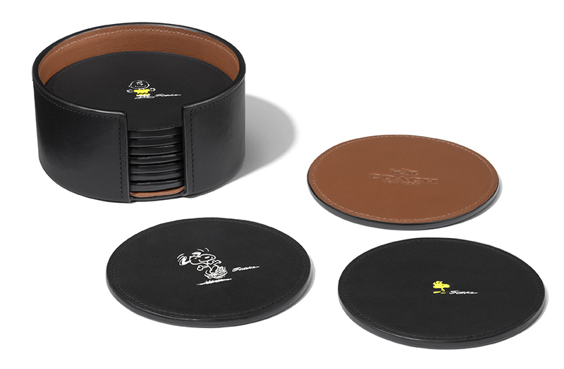 Snoopy Coaster Set --ú165.00 (2)
