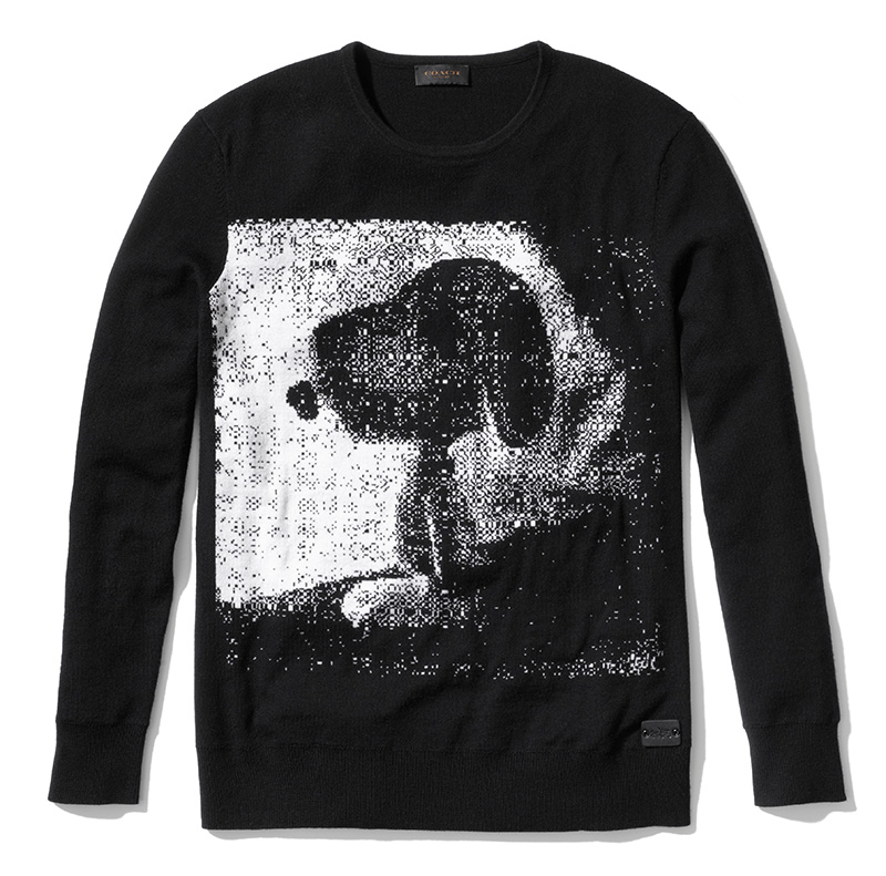 85514 Snoopy Sweater --ú495.00
