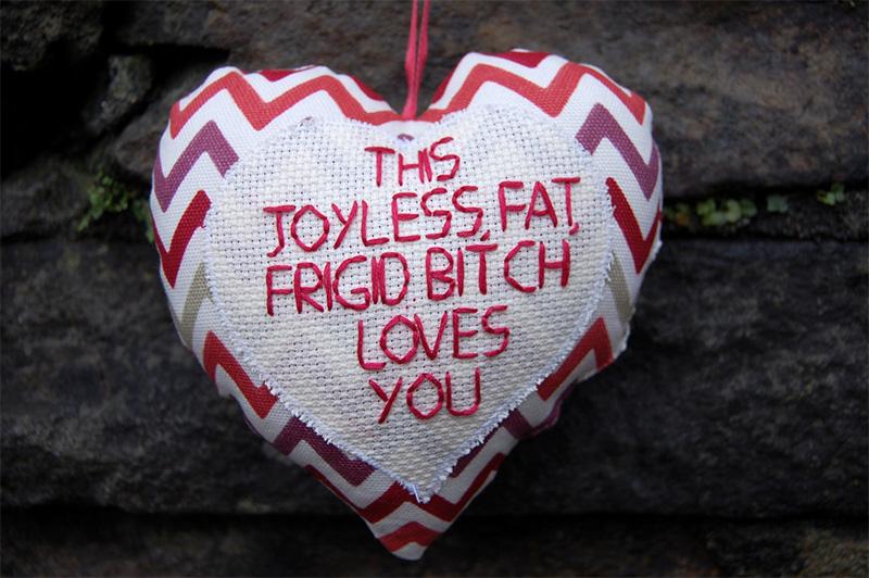 Joyless heart