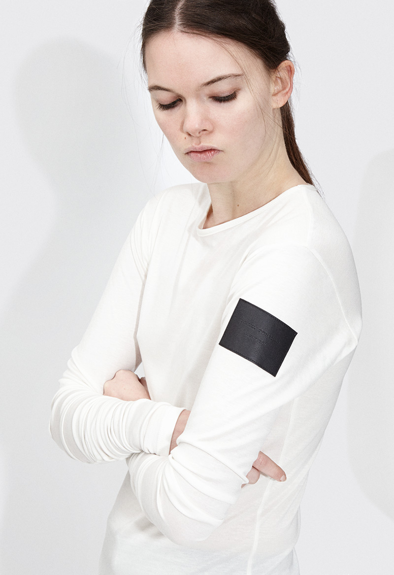Passarella AW15 - Womens - Edie dress - White