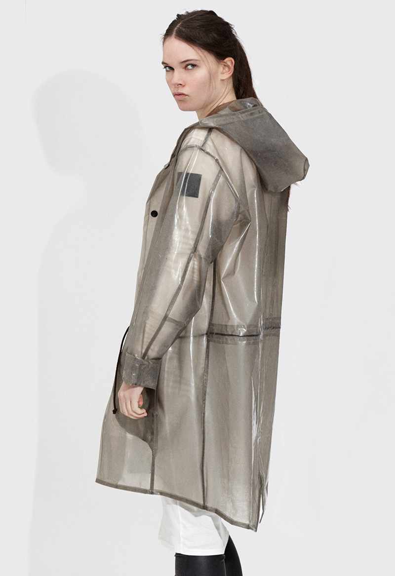 Passarella AW15 - Womens - Rep jacket - Clear
