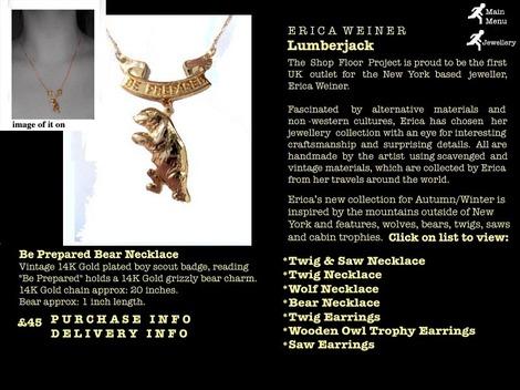 Ericaweinerbearnecklace